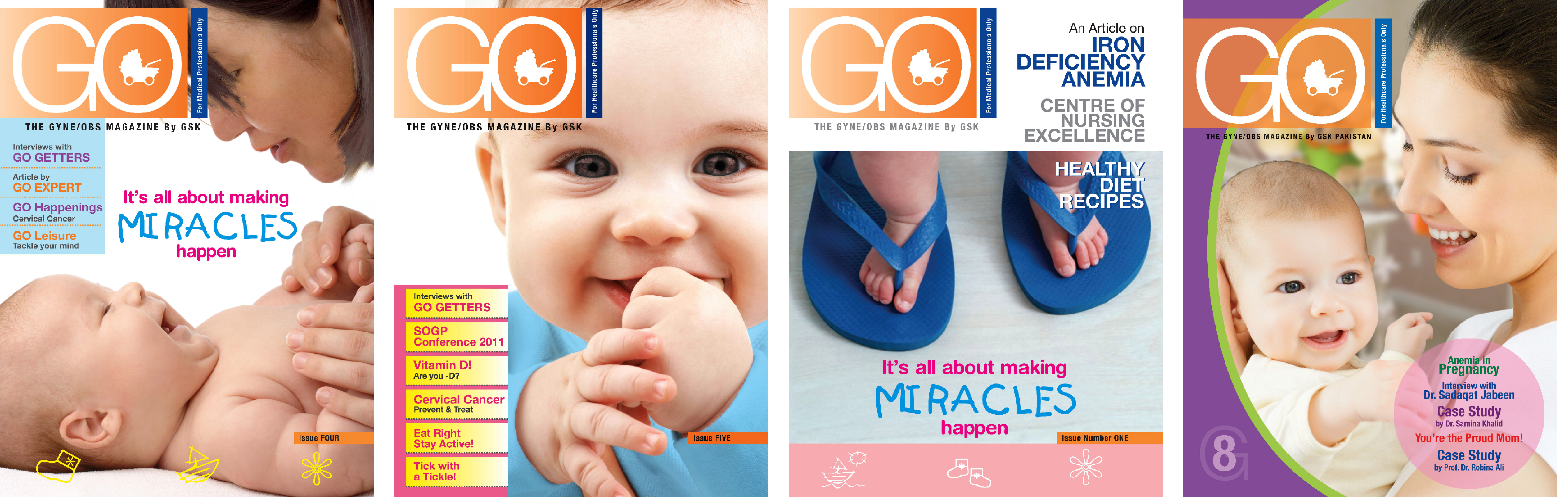 GO. The Gyne/OBS Magazine by GSK
